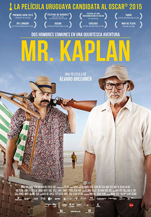 Poster for Mr. Kaplan