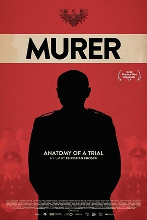 Poster for Murer: Anatomy of a Trial / Murer: Anatomie eines Prozesses