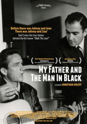 Poster for My Father and the Man in Black