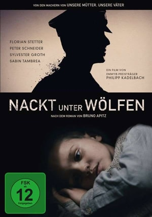 Poster for Naked Among Wolves / Nackt unter Wölfen