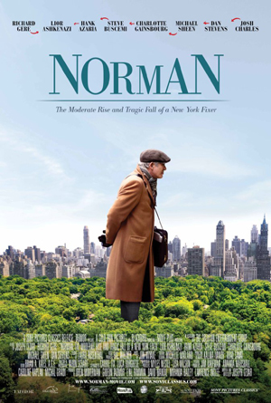 Norman film poster