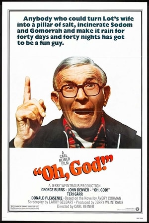 Poster for Oh, God!