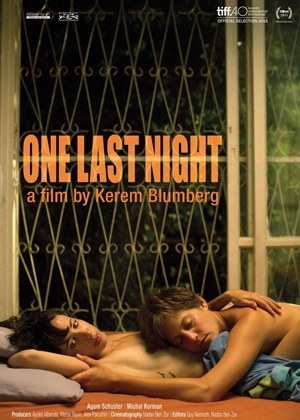 Poster for One Last Night / Laila Acharon