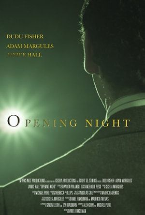 Poster for Opening Night