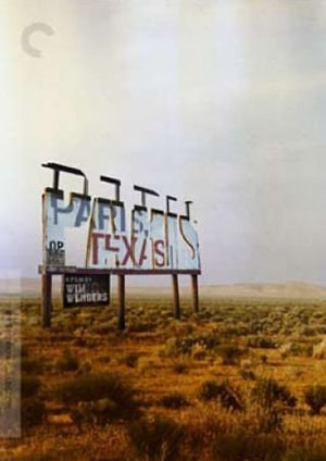 Poster for Paris, Texas