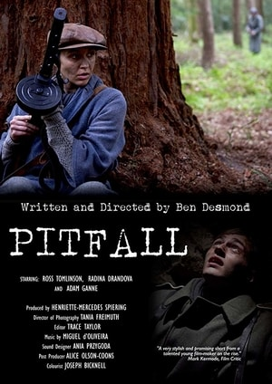 Poster for Pitfall