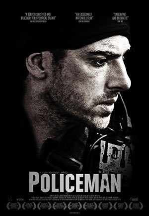 Poster for Policeman (2011)