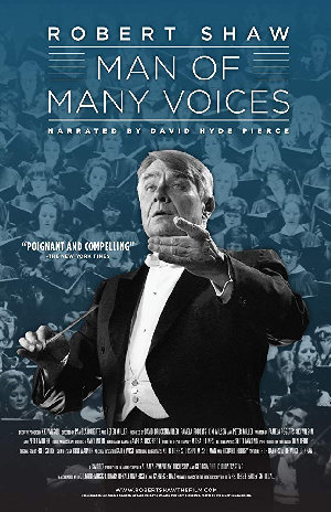 Poster for Robert Shaw: Man of Many Voices