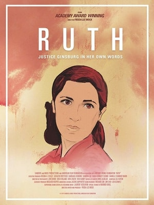 Poster for Ruth: Justice Ginsburg In Her Own Words