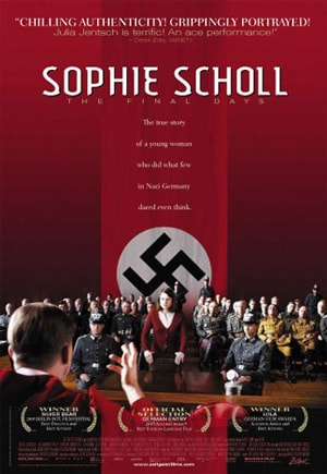 Poster for Sophie Scholl: The Final Days / Sophie Scholl – Die letzten Tage