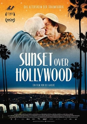 Poster for Sunset Over Hollywood / Sunset Over Mulholland Drive