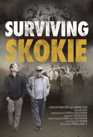 Poster for Surviving Skokie