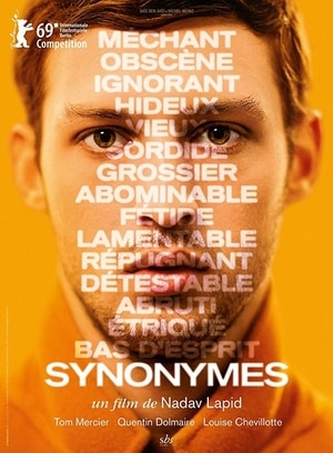 Poster for Synonyms
