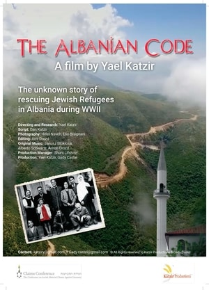 Poster for The Albanian Code