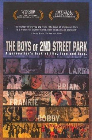 Poster for The Boys of 2nd Street Park