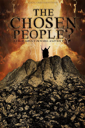 Poster for The Chosen People? A Film about Jewish Identity