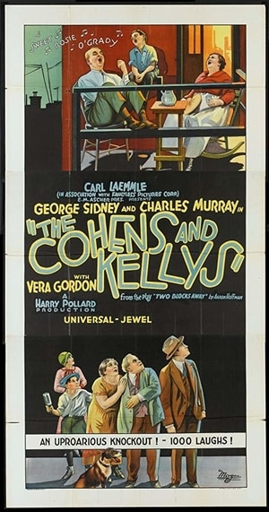 Poster for The Cohens and Kellys