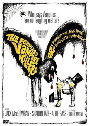 Poster for The Fearless Vampire Killers, or Pardon Me, But Your Teeth Are in My Neck