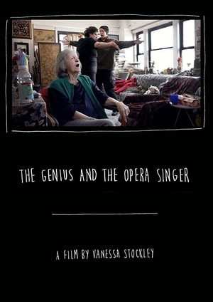 Poster for The Genius and the Opera Singer