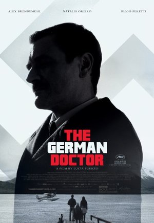 Poster for The German Doctor