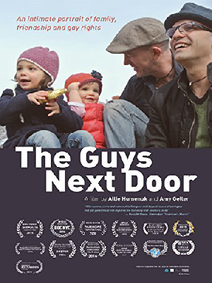 Poster for The Guys Next Door