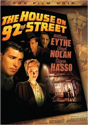 Poster for The House on 92nd Street