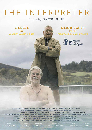 Poster for The Interpreter / Tlmocnik