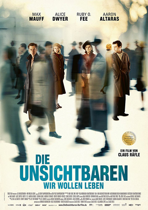 Poster for The Invisibles / Die Unsichtbaren
