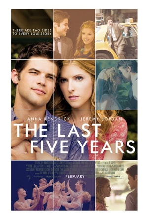 Poster for The Last Five Years
