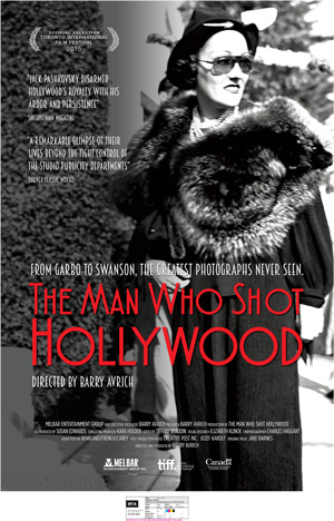 Poster for The Man Who Shot Hollywood