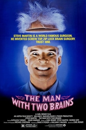Poster for The Man with Two Brains
