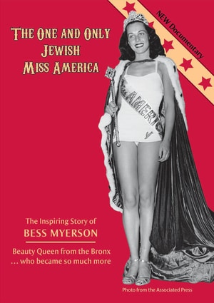 Poster for The One and Only Jewish Miss America