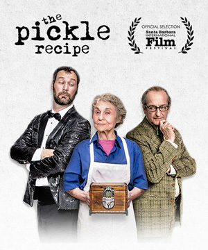 Poster for The Pickle Recipe