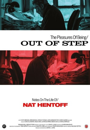 Poster for The Pleasures of Being Out Of Step