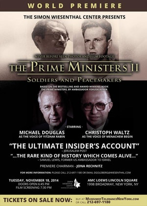Poster for The Prime Ministers Part 2: Soldiers and Peacemakers