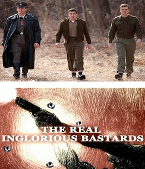 Poster for The Real Inglorious Bastards