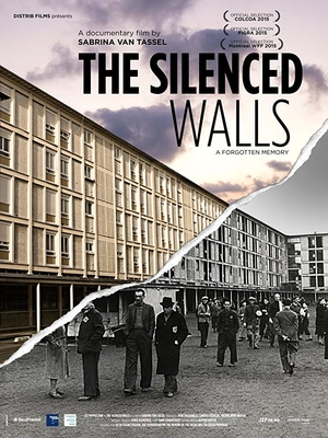 Poster for The Silenced Walls / La Cité Muette