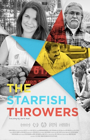 Poster for The Starfish Throwers