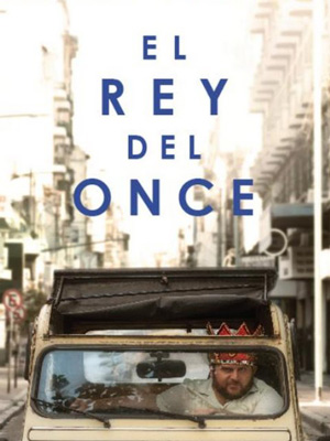 Poster for The Tenth Man / El rey del Once / El rey del Once