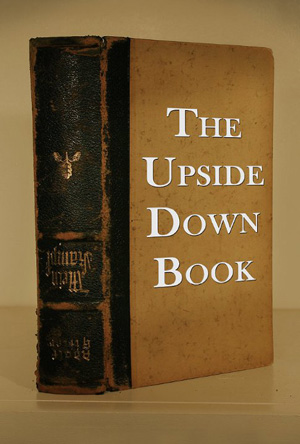 Poster for The Upside Down Book