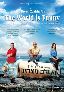 Poster for The World Is Funny