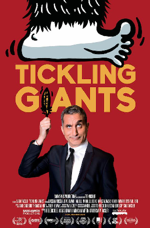 Poster for Tickling Giants