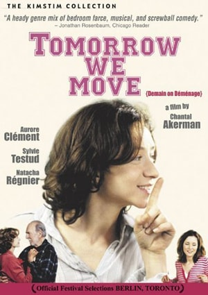 Poster for Tomorrow We Move / Demain on déménage