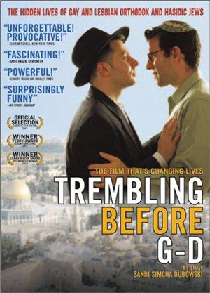 Poster for Trembling Before G-d