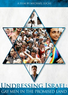 Poster for Undressing Israel: Gay Men in the Promised Land