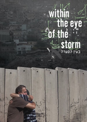 Poster for Within the Eye of the Storm