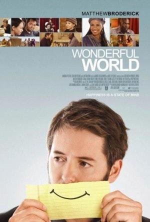 Poster for Wonderful World