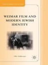 Poster for Weimar Film and Modern Jewish Identity