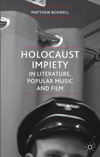 Poster for Holocaust Impiety in Literature, Popular Music and Film