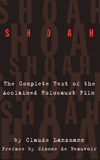 Poster for Shoah: The Complete Text Of The Acclaimed Holocaust Film